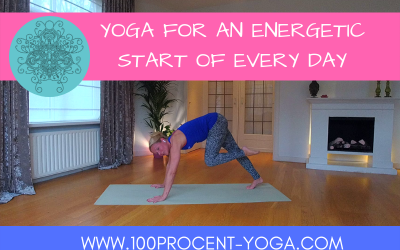 YOGA For An Energetic Start Of Every Day
