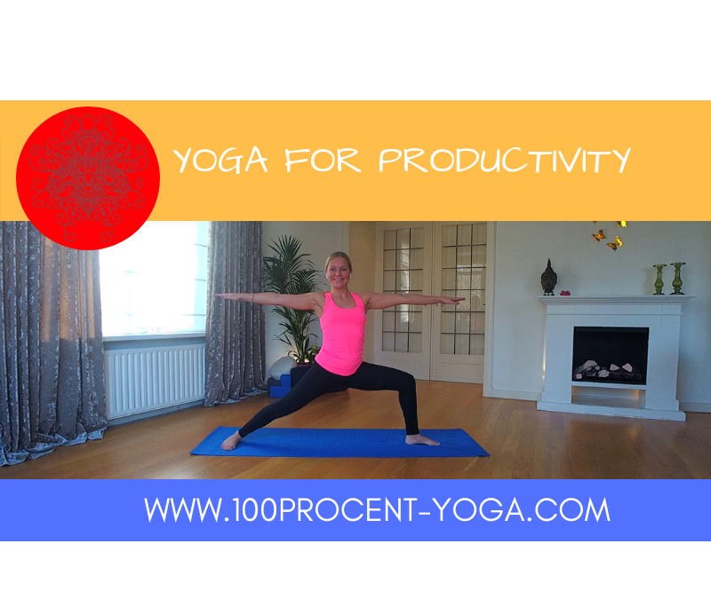 YOGA For Productivity