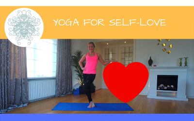 YOGA For (more) Self-Love