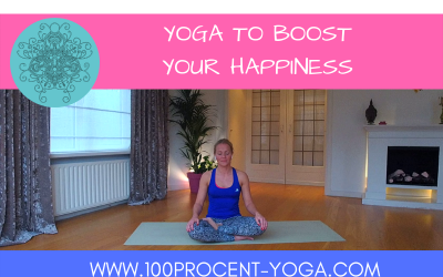 YOGA To Boost Your Happiness