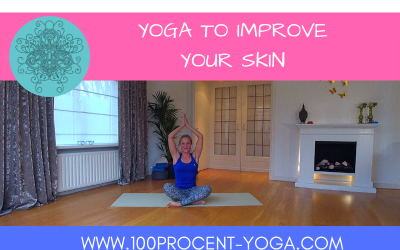 YOGA To Improve Your Skin