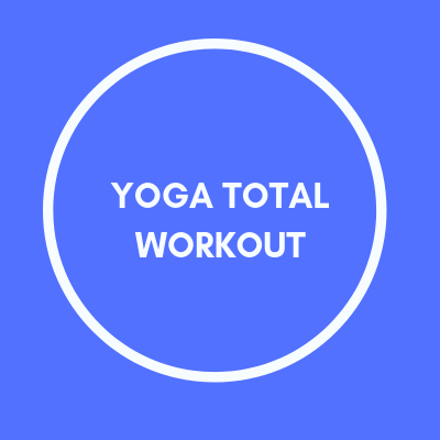 yoga, total workout, home workout