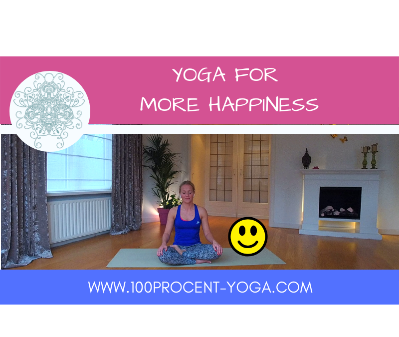 YOGA For More Happiness