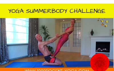 Yoga Summerbody Challenge 3 of 5