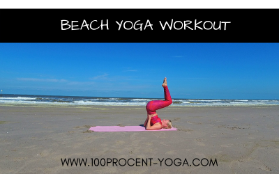 Beach Yoga Workout | 4 of 4