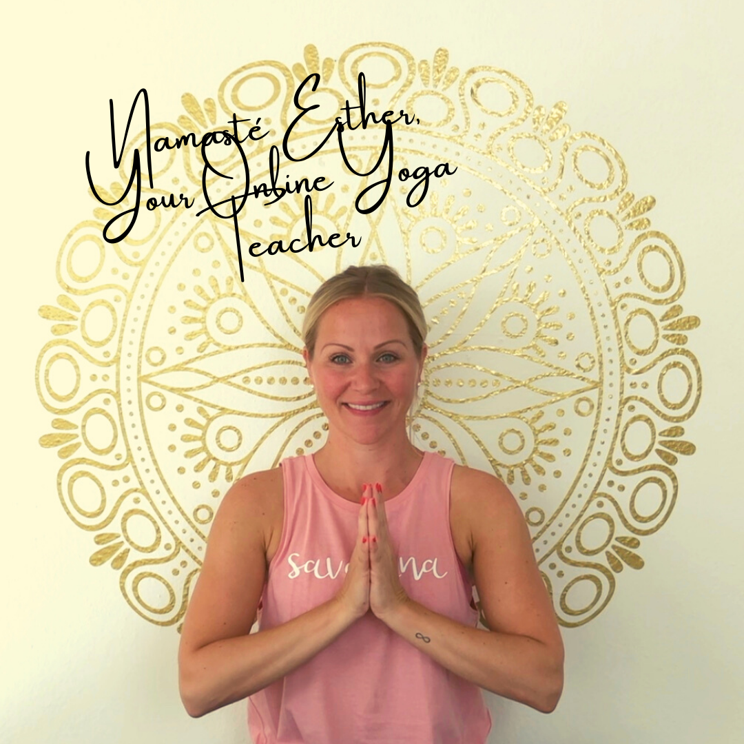 Esther Schippers, yogadocente, yoga, live online yoga, online yoga, yoga online, yoga den haag, online yogaschool, online yogalessen, prive yoga,